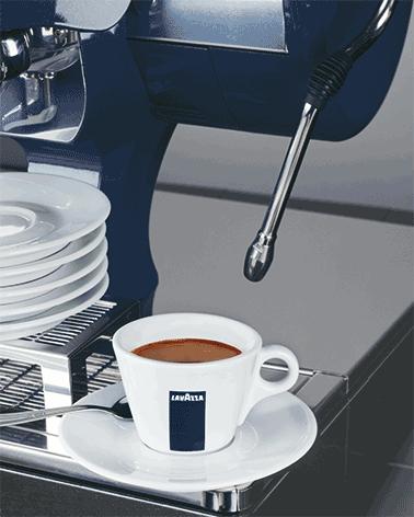 Bild Espresso Geschichte