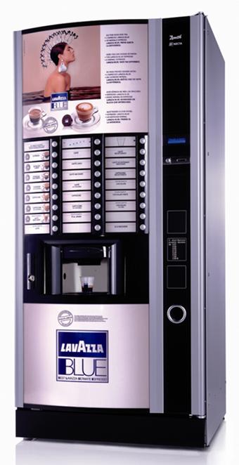 Kaffee Verkaufsautomat