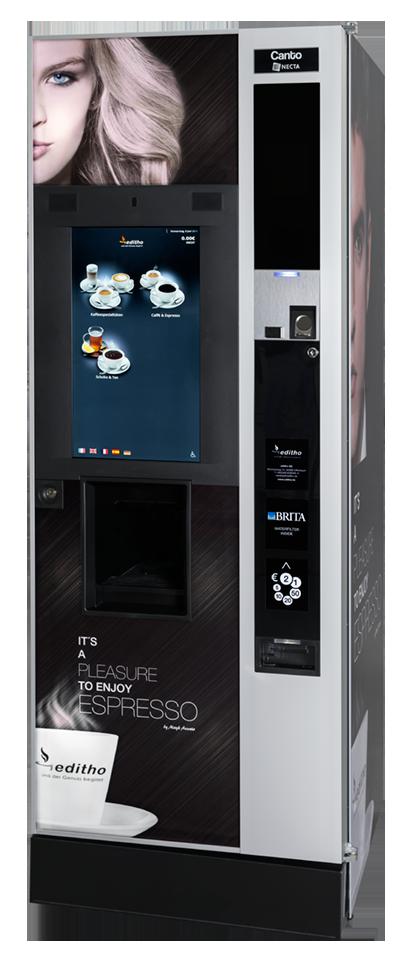 Kaffeeautomat Standgerät