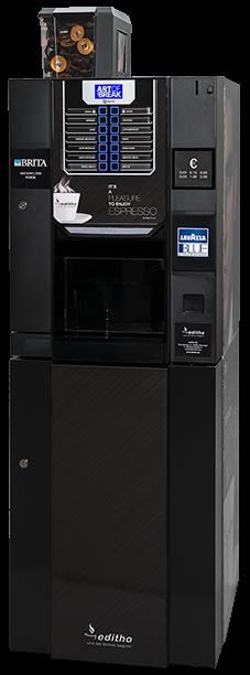 Kaffeeautomaten Aufsteller