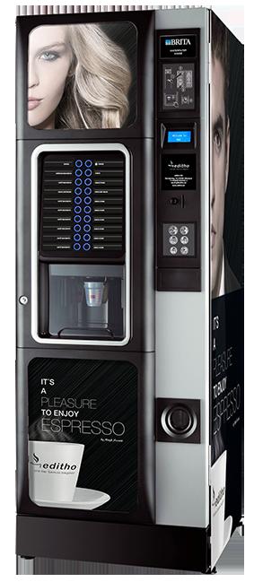 Kaffeevollautomat Industrie