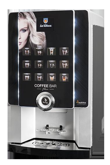 Kaffeevollautomat für Firma