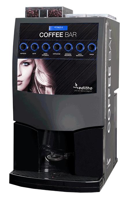 Kaffeevollautomat mieten Bild zum Text