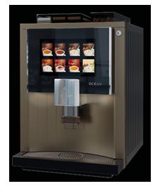 Büro Kaffeevollautomat